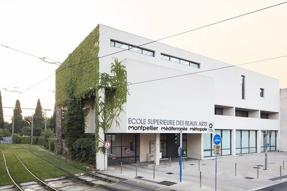 ESBA Ecole Supérieure des Beaux-Arts de Montpellier