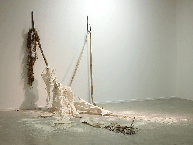 Dominique WHITE Ruttier for the Absent [Ruttier pour les absents], 2019