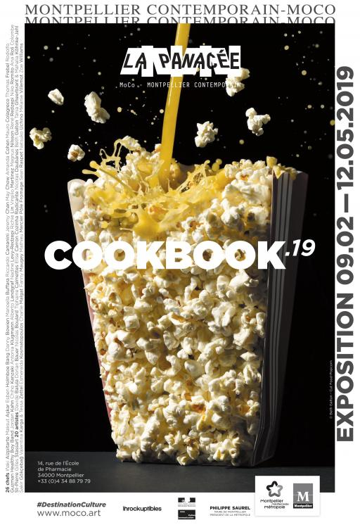 COOKBOOK'19 - Moco Montpellier Contemporain